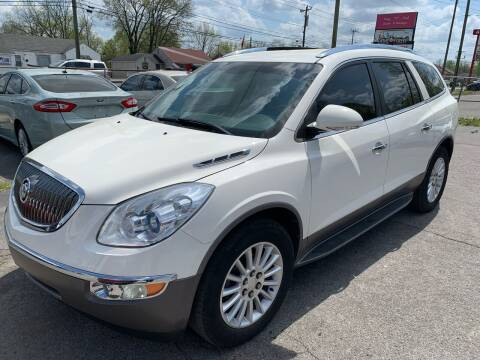 2012 Buick Enclave for sale at Limited Auto Sales Inc. in Nashville TN