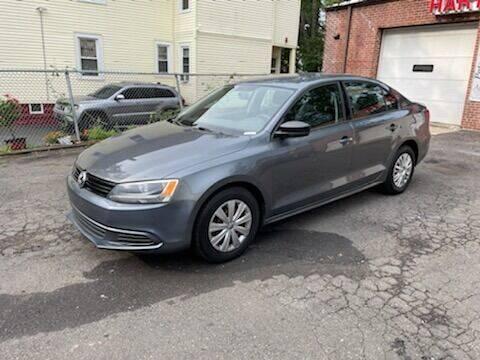 2013 Volkswagen Jetta for sale at HARTFORD MOTOR CAR in Hartford CT