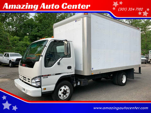 2006 GMC W4500 for sale at Amazing Auto Center in Capitol Heights MD