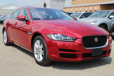 2018 Jaguar XE for sale at SHAFER AUTO GROUP in Columbus OH