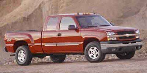 2004 Chevrolet Silverado 1500 for sale at QUALITY MOTORS in Salmon ID