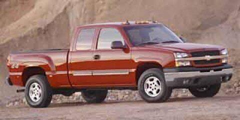 2004 Chevrolet Silverado 1500 for sale at SCOTT EVANS CHRYSLER DODGE in Carrollton GA