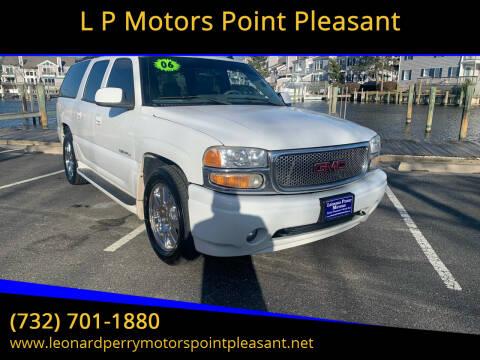 2006 GMC Yukon XL for sale at Triple M Motors in Point Pleasant NJ