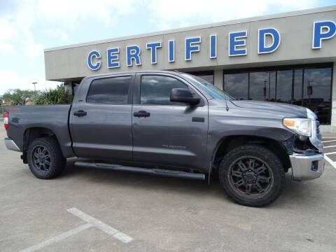 2014 Toyota Tundra for sale at Mac Haik Ford Pasadena in Pasadena TX