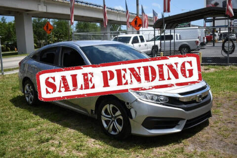 2017 Honda Civic for sale at ELITE MOTOR CARS OF MIAMI in Miami FL