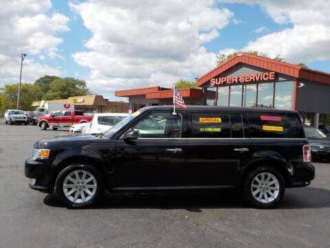 2010 Ford Flex for sale at Super Service Used Cars in Milwaukee WI