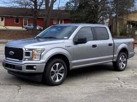 2020 Ford F-150 for sale at FAYETTEVILLEFORDFLEETSALES.COM in Fayetteville GA