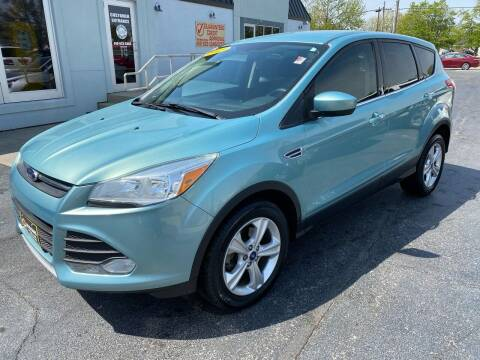 2013 Ford Escape for sale at Huggins Auto Sales in Ottawa OH