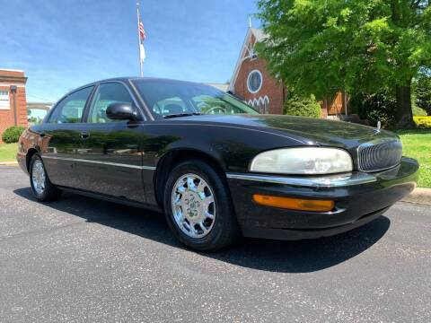 2002 Buick Park Avenue for sale at Automax of Eden in Eden NC