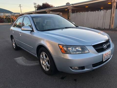 2006 Hyundai Sonata for sale at South Tacoma Motors Inc in Tacoma WA