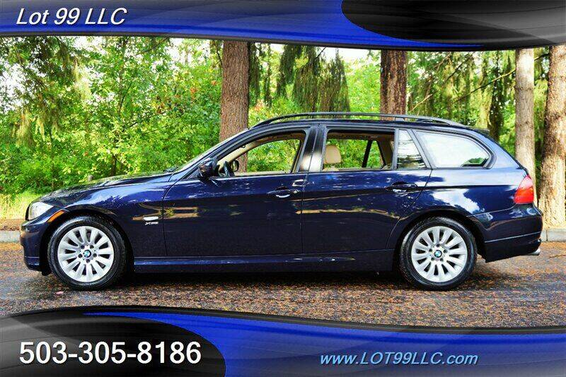 2009 BMW 3 Series for sale at LOT 99 LLC in Milwaukie OR