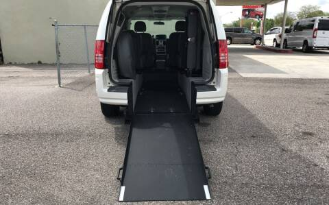 2010 Chrysler Town and Country for sale at The Mobility Van Store in Lakeland FL