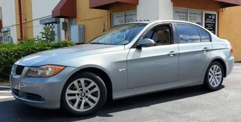 2006 BMW 3 Series for sale at POLLO AUTO SOLUTIONS in Miami FL