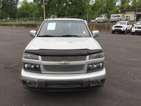 2011 Chevrolet Colorado for sale at Beckham's Used Cars in Milledgeville GA