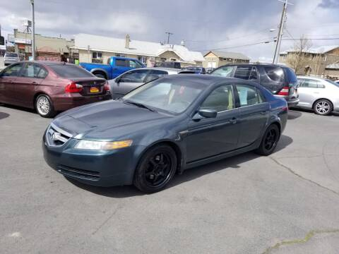 2004 Acura TL for sale at Cool Cars LLC in Spokane WA
