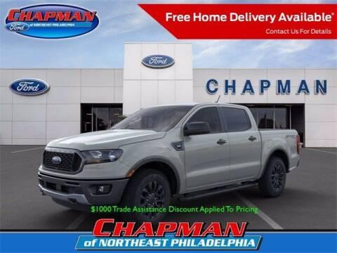 2021 Ford Ranger for sale at CHAPMAN FORD NORTHEAST PHILADELPHIA in Philadelphia PA
