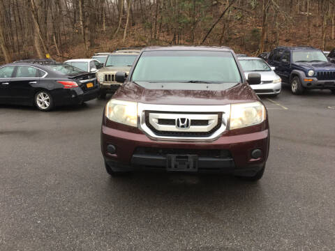 2010 Honda Pilot for sale at Mikes Auto Center INC. in Poughkeepsie NY