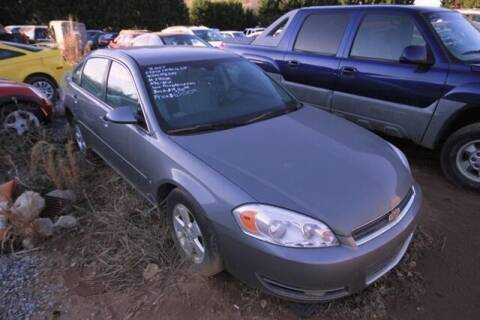 2007 Chevrolet Impala for sale at East Coast Auto Source Inc. in Bedford VA