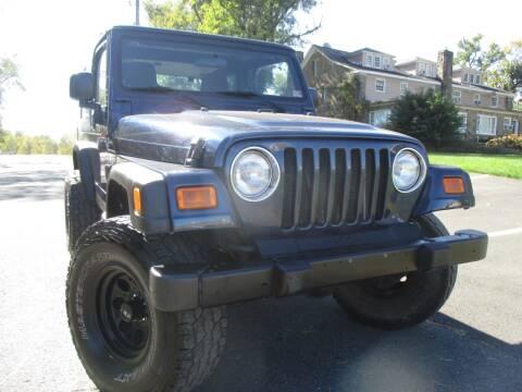 2005 Jeep Wrangler for sale at A+ Motors LLC in Leesburg VA