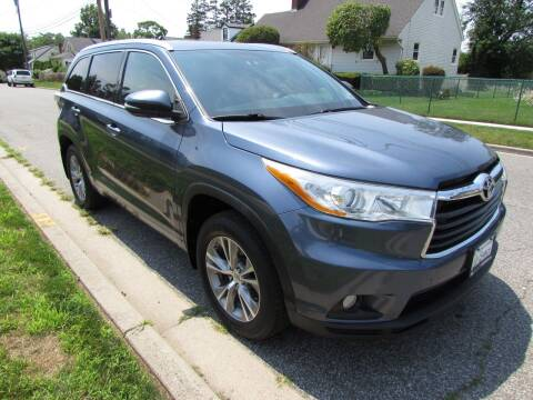 2014 Toyota Highlander for sale at First Choice Automobile in Uniondale NY