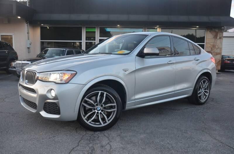 2017 BMW X4 for sale at Amyn Motors Inc. in Tucker GA