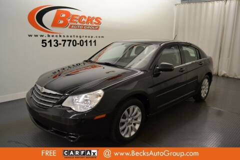 2010 Chrysler Sebring for sale at Becks Auto Group in Mason OH