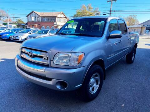 2006 Toyota Tundra for sale at Dijie Auto Sale and Service Co. in Johnston RI