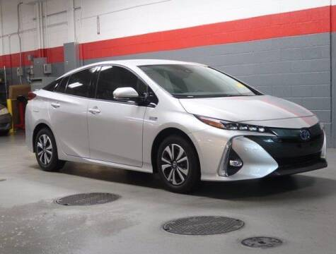 2018 Toyota Prius Prime for sale at CU Carfinders in Norcross GA