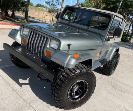 1992 Jeep Wrangler for sale at PennSpeed in New Smyrna Beach FL