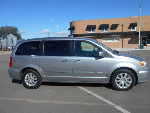 2016 Chrysler Town and Country for sale at Creighton Auto & Body Shop in Creighton NE