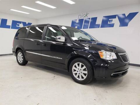 2011 Chrysler Town and Country for sale at HILEY MAZDA VOLKSWAGEN of ARLINGTON in Arlington TX