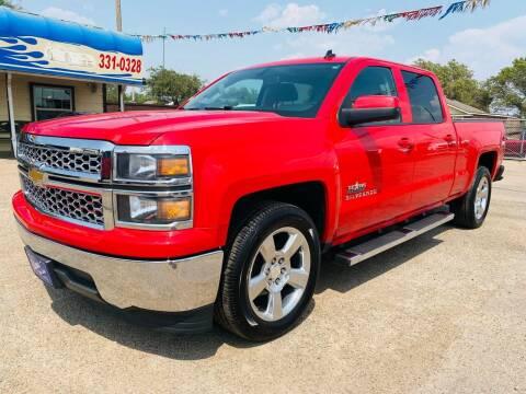 2014 Chevrolet Silverado 1500 for sale at California Auto Sales in Amarillo TX
