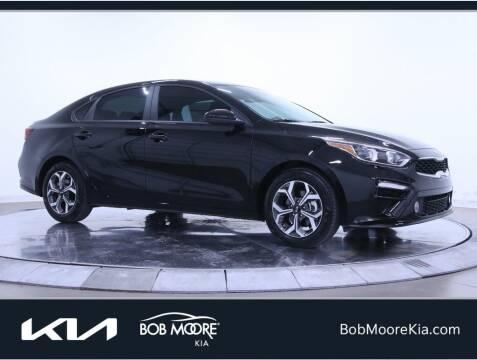 2021 Kia Forte for sale at Bob Moore Kia in Oklahoma City OK