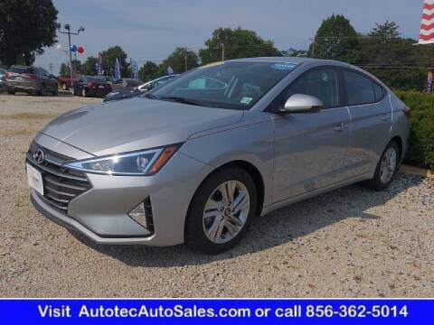 2020 Hyundai Elantra for sale at Autotec Auto Sales in Vineland NJ