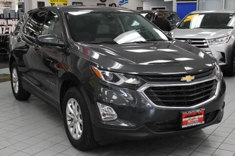 2020 Chevrolet Equinox for sale at Windy City Motors in Chicago IL