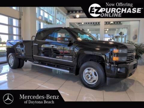 2015 Chevrolet Silverado 3500HD for sale at Mercedes-Benz of Daytona Beach in Daytona Beach FL