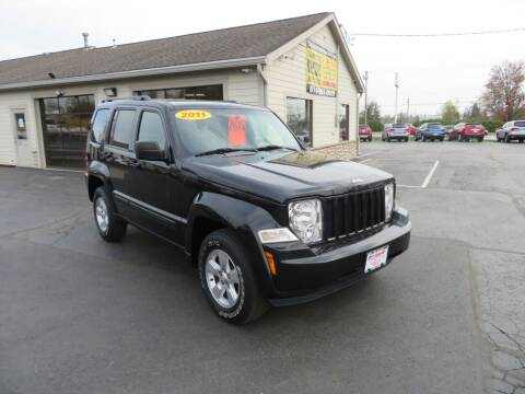 2011 Jeep Liberty for sale at Tri-County Pre-Owned Superstore in Reynoldsburg OH
