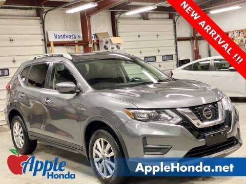 2017 Nissan Rogue for sale at APPLE HONDA in Riverhead NY