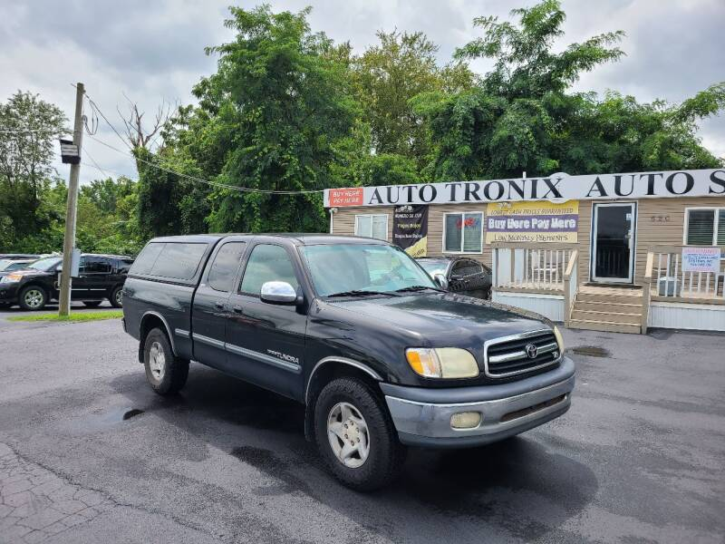 2000 Toyota Tundra for sale at Auto Tronix in Lexington KY