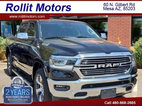 2019 RAM Ram Pickup 1500 for sale at Rollit Motors in Mesa AZ