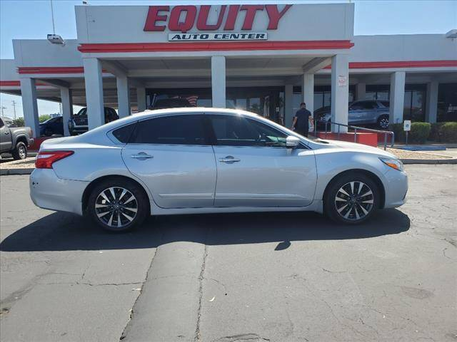 2017 Nissan Altima for sale at EQUITY AUTO CENTER in Phoenix AZ