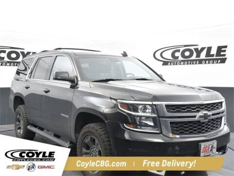2017 Chevrolet Tahoe for sale at COYLE GM - COYLE NISSAN - New Inventory in Clarksville IN