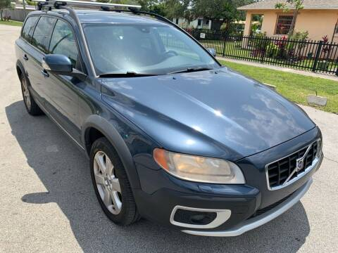 2009 Volvo XC70 for sale at Eden Cars Inc in Hollywood FL