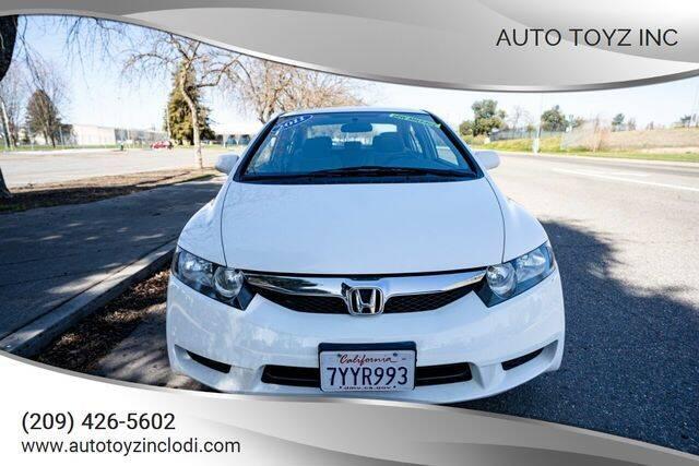 2011 Honda Civic for sale in Lodi, CA