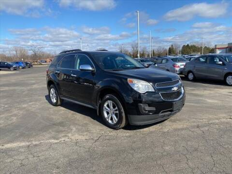 2012 Chevrolet Equinox for sale at Lasco of Grand Blanc in Grand Blanc MI