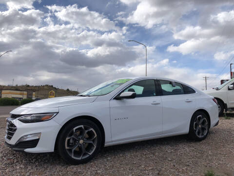 2020 Chevrolet Malibu for sale at 1st Quality Motors LLC in Gallup NM