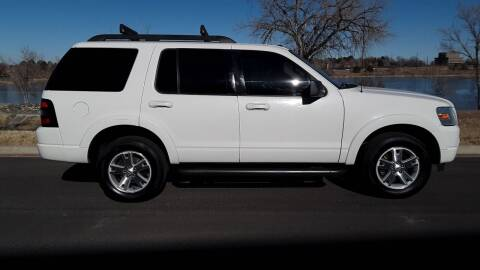 2010 Ford Explorer for sale at Macks Auto Sales LLC in Arvada CO