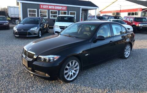 2008 BMW 3 Series for sale at Y City Auto Group in Zanesville OH