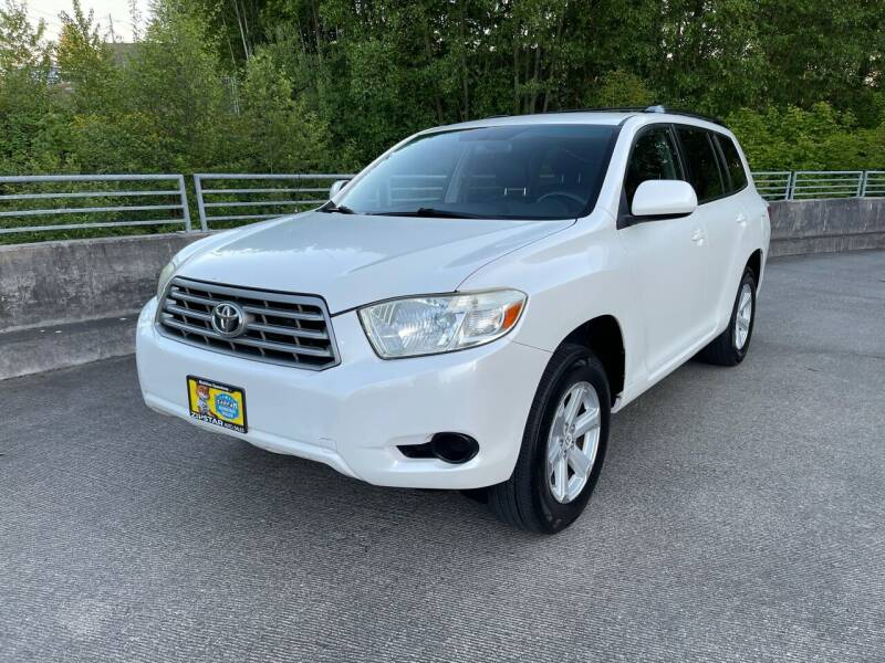 2008 Toyota Highlander for sale at Zipstar Auto Sales in Lynnwood WA