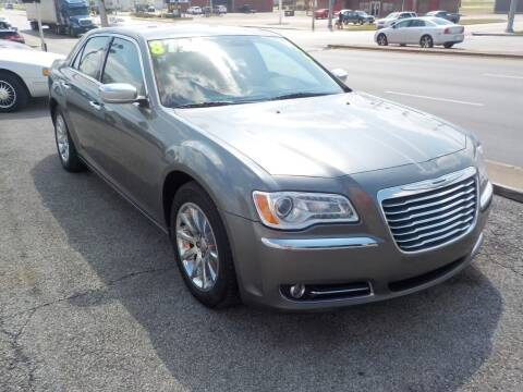 2012 Chrysler 300 for sale at SEBASTIAN AUTO SALES INC. in Terre Haute IN